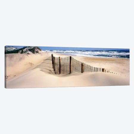 Outer BanksNorth Carolina, USA Canvas Print #PIM4664} by Panoramic Images Canvas Wall Art