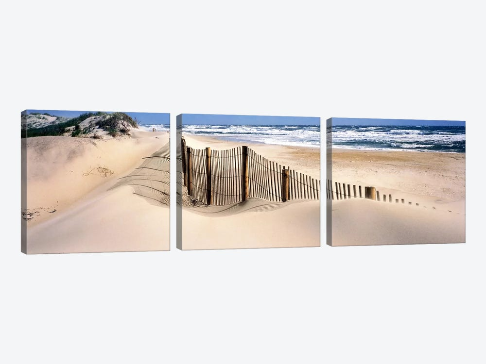 Outer BanksNorth Carolina, USA by Panoramic Images 3-piece Canvas Wall Art