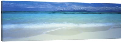 Clouds over an ocean, Great Barrier Reef, Queensland, Australia Canvas Print #PIM4845