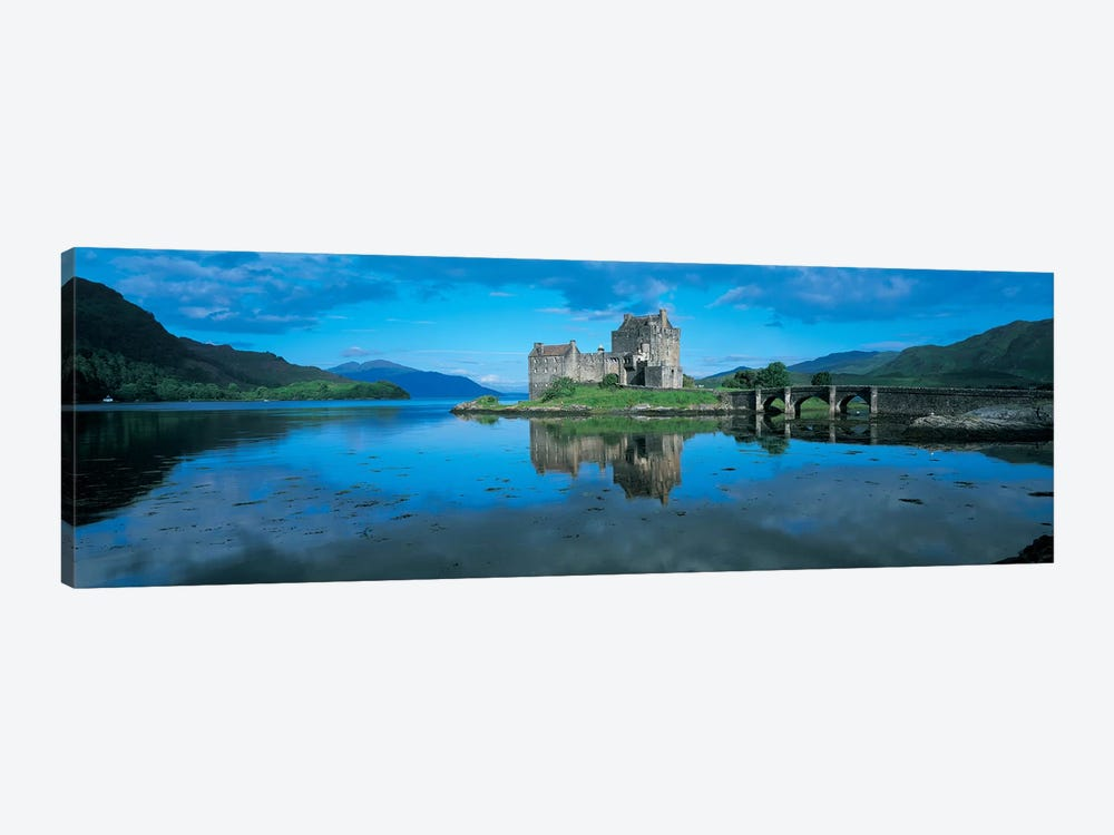 Eilean Donan Castle, Highland, Scotland, United Kingdom 1-piece Canvas Artwork