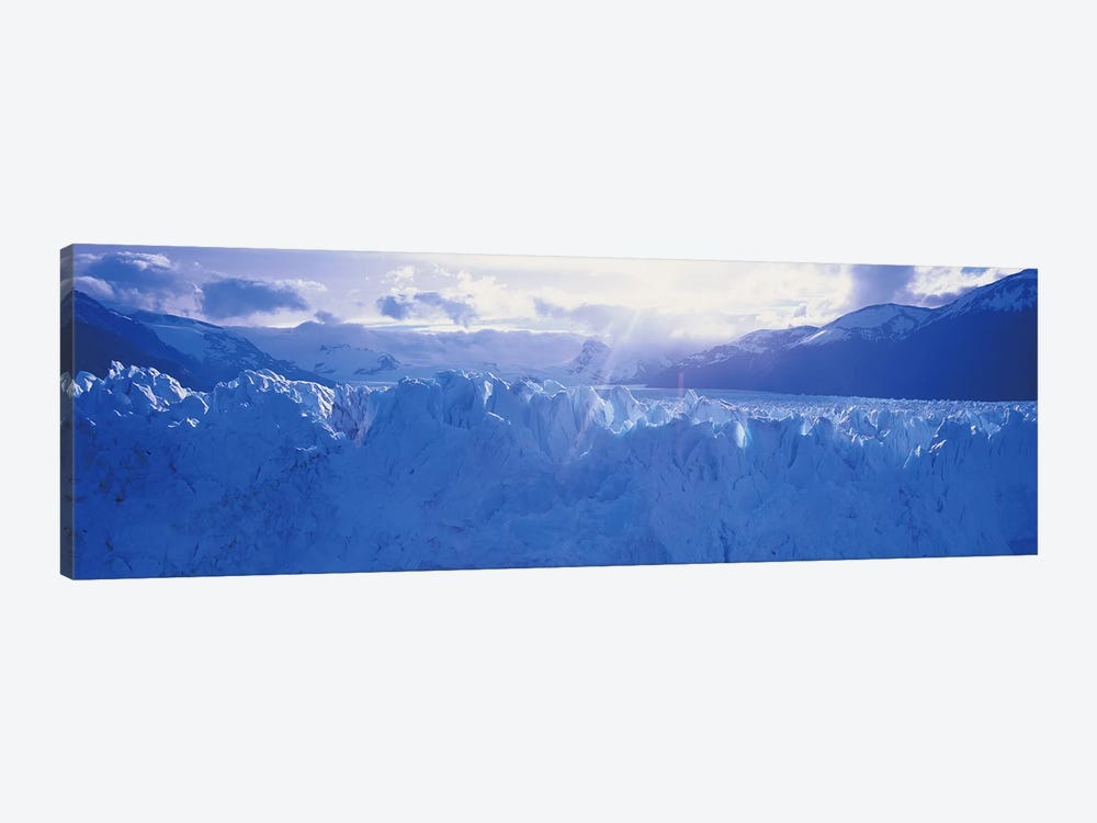 Perito Moreno Glacier Under A Beaming Sun, Los Glaciares National Park, Santa Cruz Province, Patagonia, Argentina by Panoramic Images 1-piece Art Print