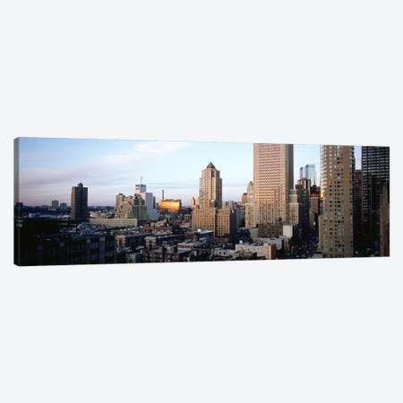 High angle view of buildings in a cityAtlanta, Georgia, USA Canvas Print #PIM4890} by Panoramic Images Canvas Artwork
