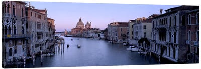 Buildings Along A Canal, Santa Maria Della Salute, Venice, Italy #2 Canvas Print #PIM4957