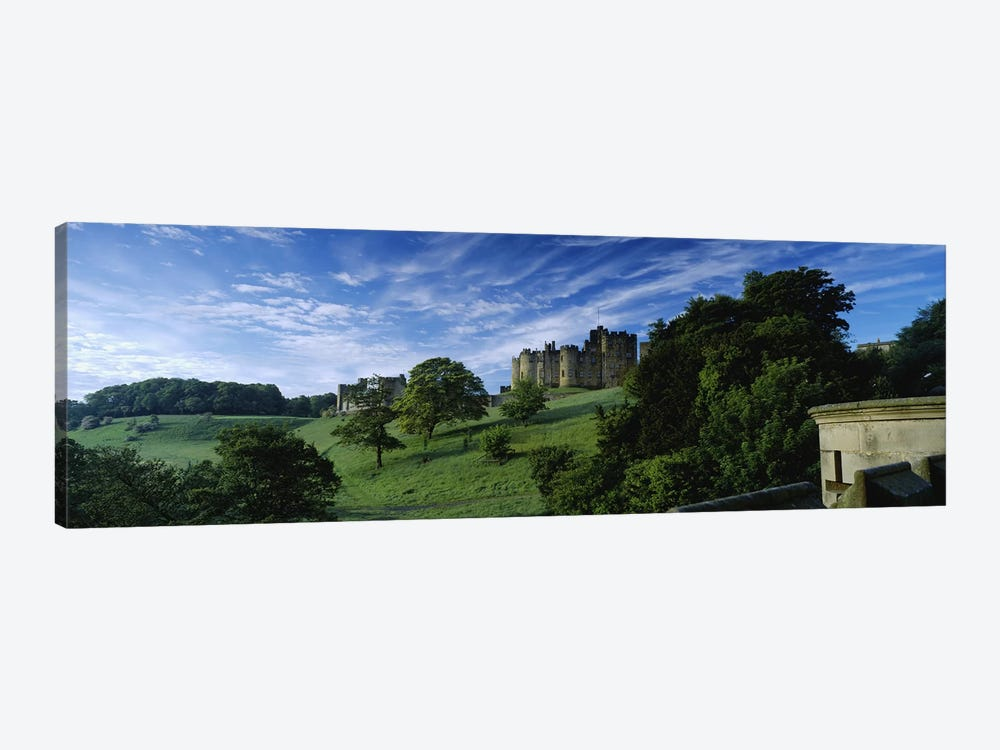Alnwick Castle, Alnwick, Northumberland, England, United Kingdom by Panoramic Images 1-piece Canvas Wall Art