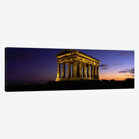 Low Angle View Of A Building, Penshaw Monument, Durham, England, United Kingdom Canvas Print #PIM4974} by Panoramic Images Canvas Art