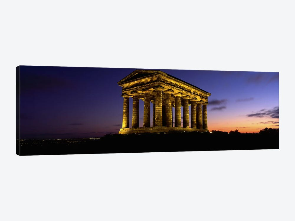 Low Angle View Of A Building, Penshaw Monument, Durham, England, United Kingdom by Panoramic Images 1-piece Art Print