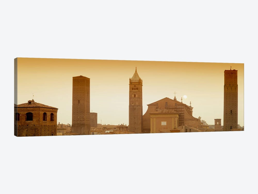 Buildings in a city, Bologna, Italy by Panoramic Images 1-piece Canvas Artwork
