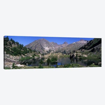 Mountain Landscape, Mercantour National Park, France Canvas Print #PIM5046} by Panoramic Images Canvas Art Print