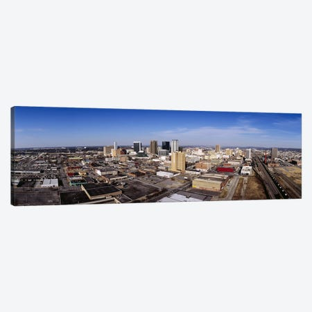 Aerial view of a cityBirmingham, Alabama, USA Canvas Print #PIM5181} by Panoramic Images Canvas Print