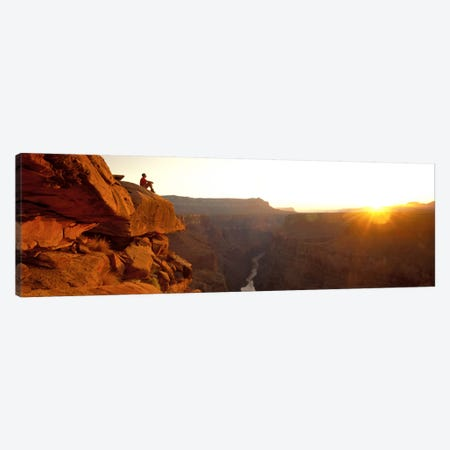 Toroweap Point Grand Canyon National Park AZ USA Canvas Print #PIM548} by Panoramic Images Canvas Art Print