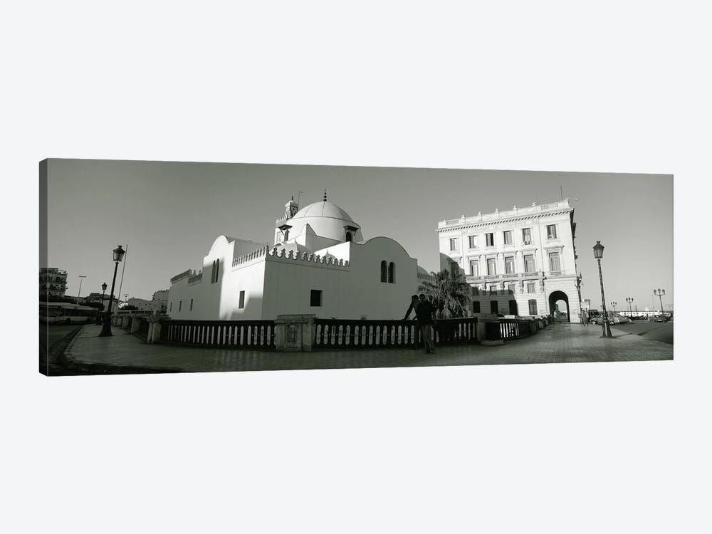 Low angle view of a mosque, Jamaa-El-Jedid, Algiers, Algeria by Panoramic Images 1-piece Canvas Art Print