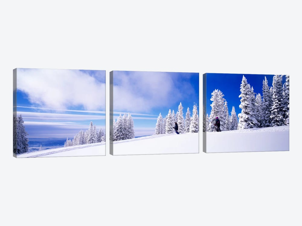 Steamboat Springs, Colorado, USA by Panoramic Images 3-piece Canvas Art