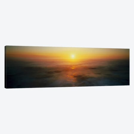 Sunset OR USA Canvas Print #PIM556} by Panoramic Images Canvas Print