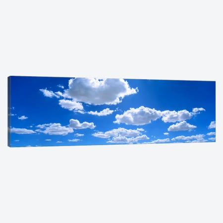 Clouds abv Navajo Reservation Canvas Print #PIM557} by Panoramic Images Canvas Art Print