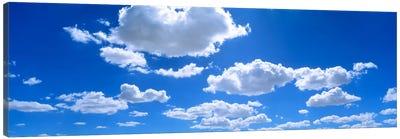 Clouds abv Navajo Reservation Canvas Print #PIM557