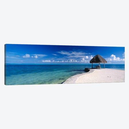 Bora Bora Point Bora Bora Canvas Print #PIM561} by Panoramic Images Canvas Print