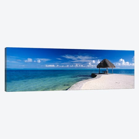 Bora Bora Point Bora Bora Canvas Print #PIM561} by Panoramic Images Canvas Print