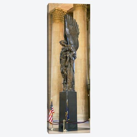 War memorial at a railroad station, 30th Street Station, Philadelphia, Pennsylvania, USA Canvas Print #PIM5630} by Panoramic Images Canvas Art Print