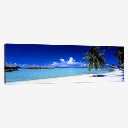 Bora Bora South Pacific Canvas Print #PIM563} by Panoramic Images Art Print