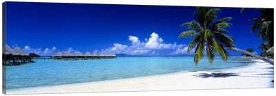 Bora Bora South Pacific Canvas Art Print
