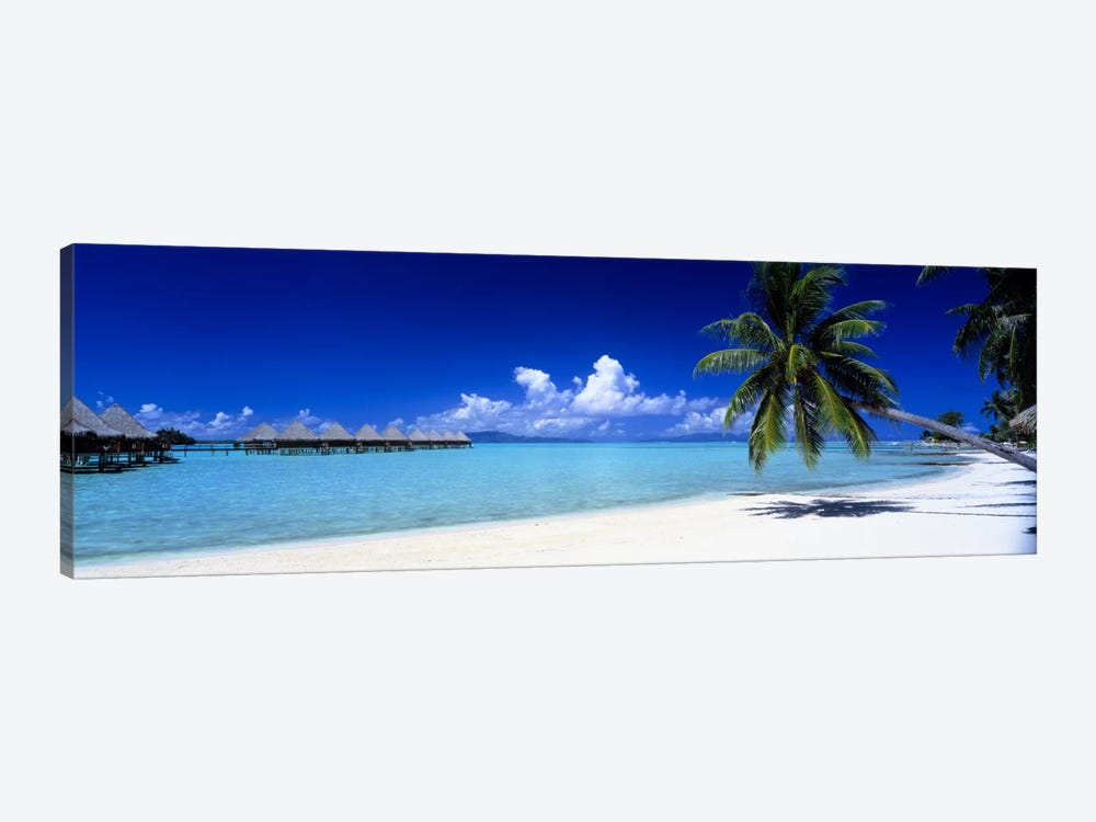 Bora Bora South Pacific by Panoramic Images 1-piece Canvas Print