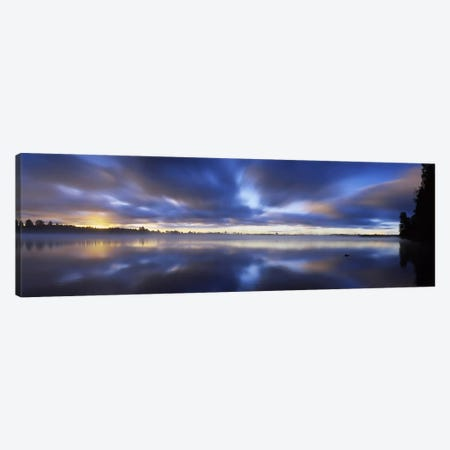 Vuoksi River, Imatra, South Karelia, Finland Canvas Print #PIM5655} by Panoramic Images Canvas Art