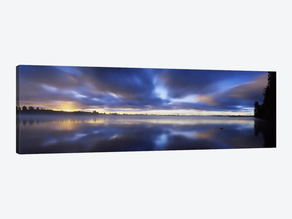 Vuoksi River, Imatra, South Karelia, Finland by Panoramic Images 1-piece Canvas Wall Art
