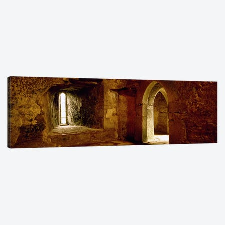 Interiors of a castle, Blarney Castle, Blarney, County Cork, Republic Of Ireland Canvas Print #PIM5703} by Panoramic Images Canvas Print