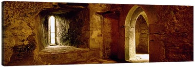 Interiors of a castle, Blarney Castle, Blarney, County Cork, Republic Of Ireland Canvas Print #PIM5703