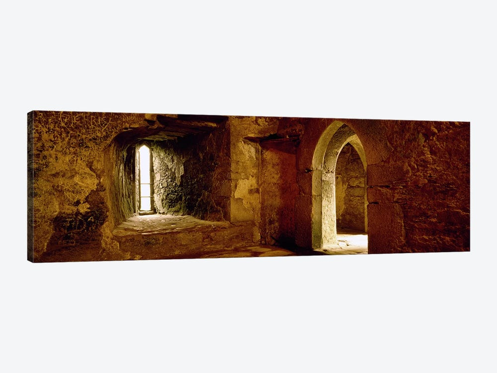 Interiors of a castle, Blarney Castle, Blarney, County Cork, Republic Of Ireland by Panoramic Images 1-piece Canvas Wall Art