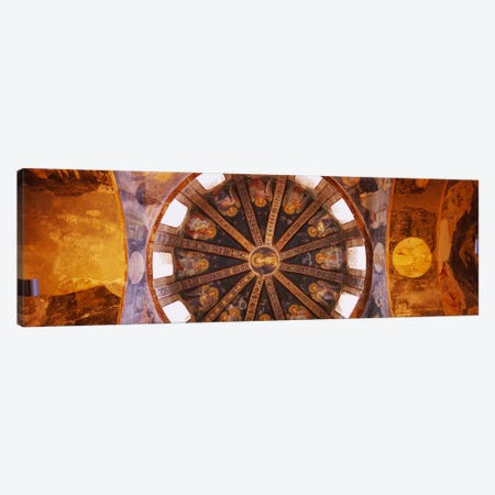 Frescos in a churchKariye Museum, Holy Savior in Chora Church, Istanbul, Turkey Canvas Print #PIM5712} by Panoramic Images Canvas Wall Art