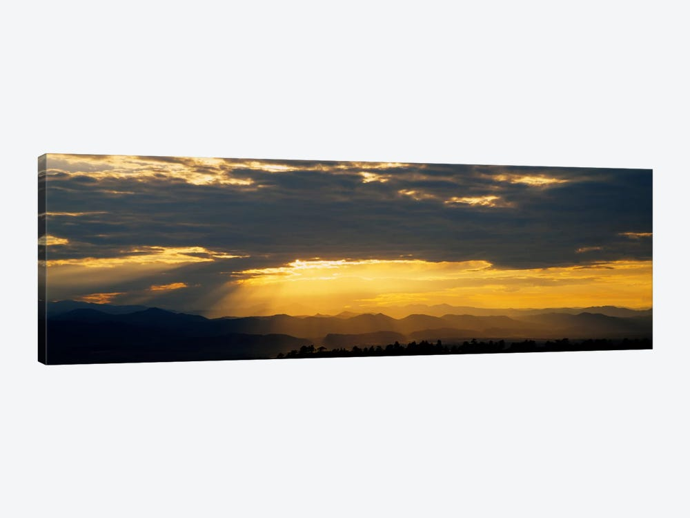 Clouds in the sky, Daniels Park, Denver, Colorado, USA by Panoramic Images 1-piece Art Print