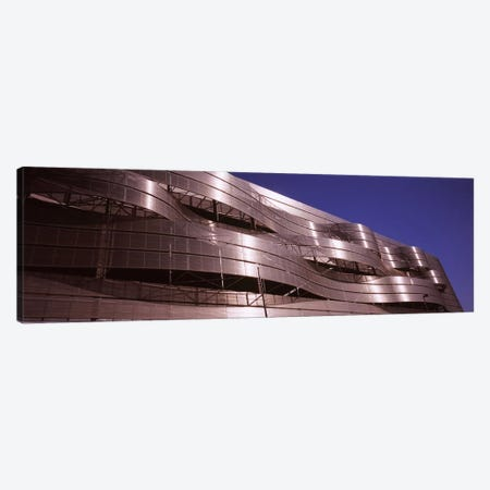 Low angle view of a buildingColorado Convention Center, Denver, Colorado, USA Canvas Print #PIM5766} by Panoramic Images Canvas Wall Art