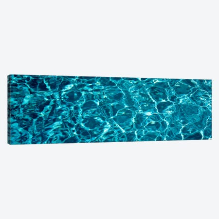 Swimming Pool Ripples Sacramento CA USA Canvas Print #PIM580} by Panoramic Images Canvas Art Print
