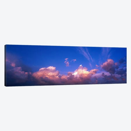 Sunset Phoenix AZ USA Canvas Print #PIM581} by Panoramic Images Canvas Art Print