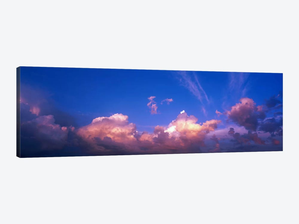 Sunset Phoenix AZ USA by Panoramic Images 1-piece Canvas Print