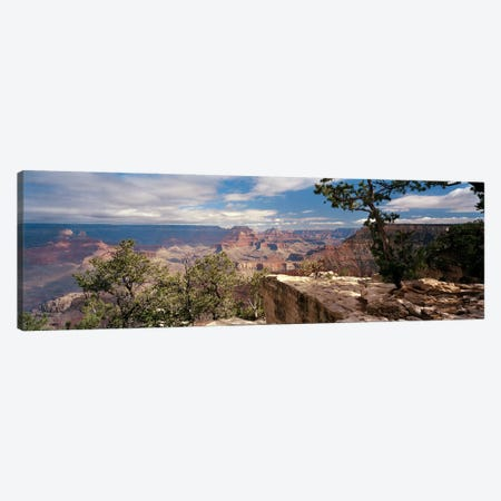 View From Mather Point, Grand Canyon National Park, Arizona, USA Canvas Print #PIM5843} by Panoramic Images Canvas Wall Art