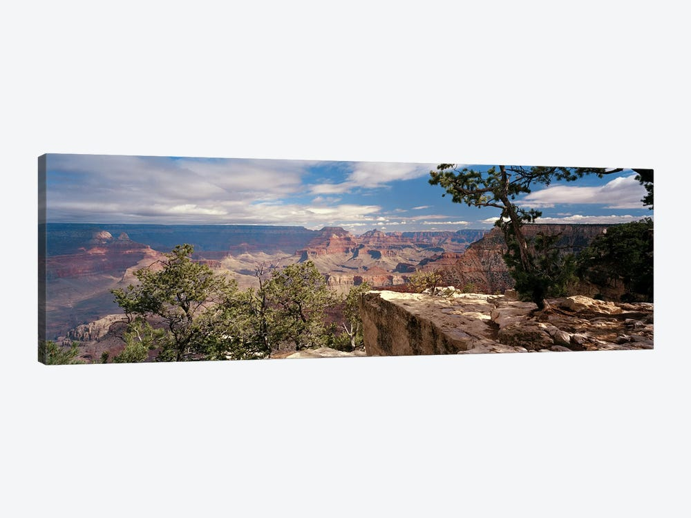 View From Mather Point, Grand Canyon National Park, Arizona, USA by Panoramic Images 1-piece Canvas Wall Art