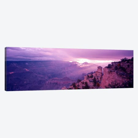 View From Yaki Point, Grand Canyon National Park, Arizona, USA Canvas Print #PIM5845} by Panoramic Images Canvas Print