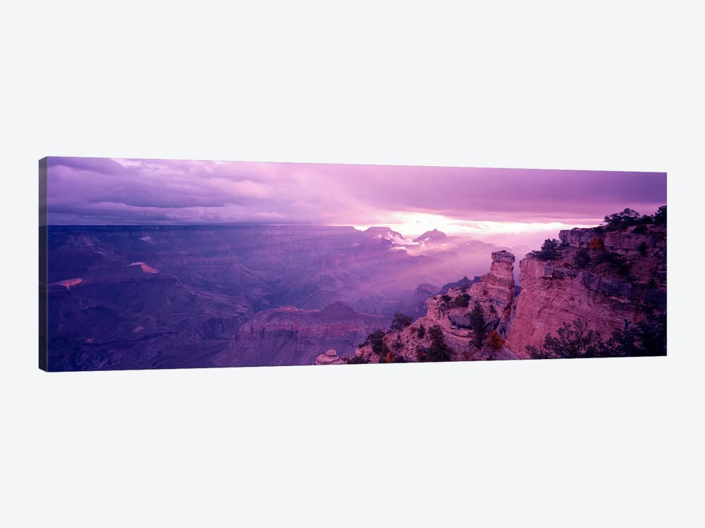 View From Yaki Point, Grand Canyon National Park, Arizona, USA by Panoramic Images 1-piece Canvas Art