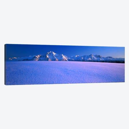 Pioneer Pk Chugach Mts AK USA Canvas Print #PIM584} by Panoramic Images Canvas Art