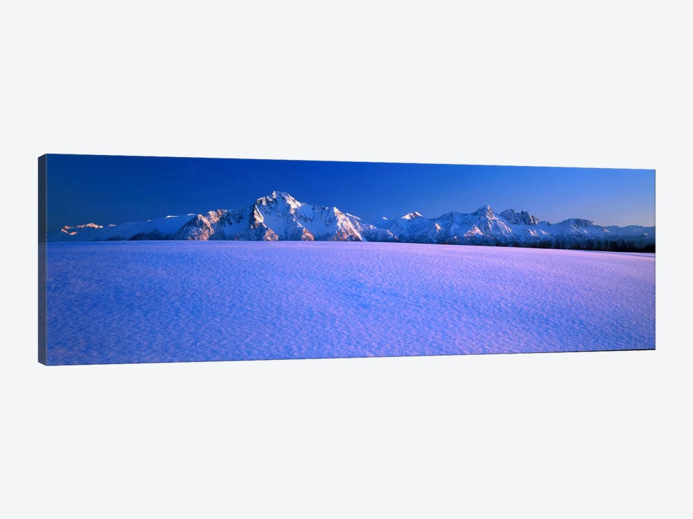 Pioneer Pk Chugach Mts AK USA by Panoramic Images 1-piece Canvas Art