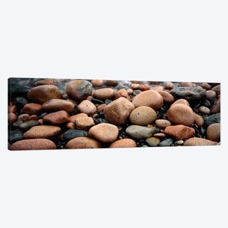 Rocks Acadia National Park ME USA Canvas Print #PIM586} by Panoramic Images Canvas Artwork