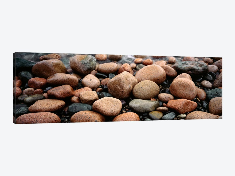 Rocks Acadia National Park ME USA by Panoramic Images 1-piece Canvas Artwork