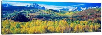 Mountain Landscape, San Juan Mountains, Colorado, USA Canvas Print #PIM588