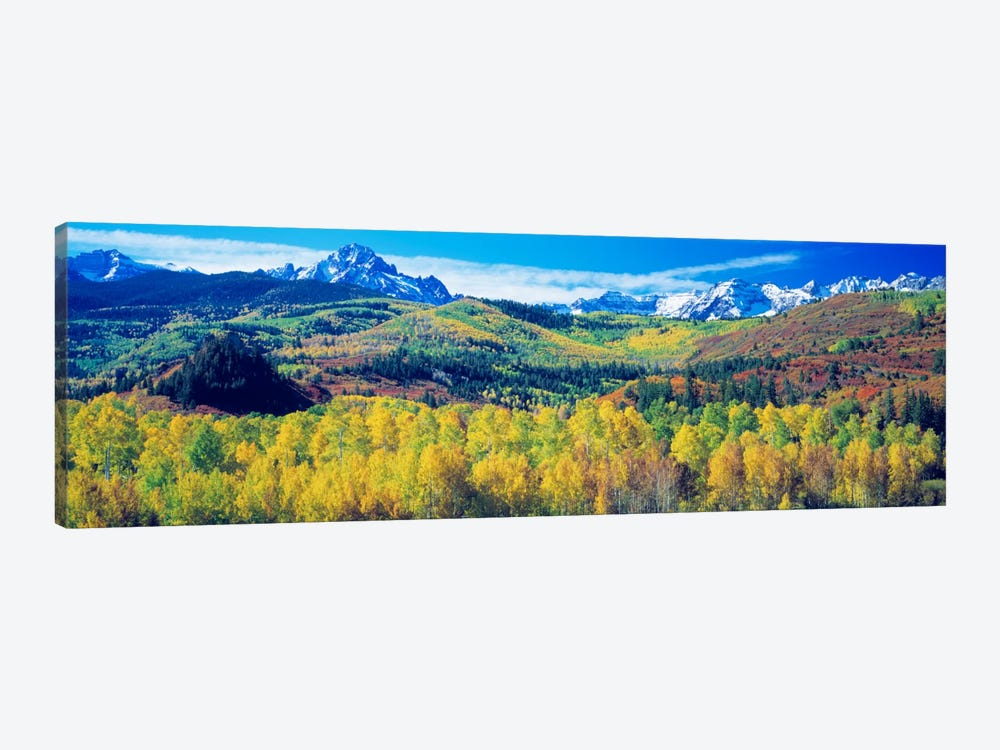 Mountain Landscape, San Juan Mountains, Colorado, USA by Panoramic Images 1-piece Canvas Wall Art