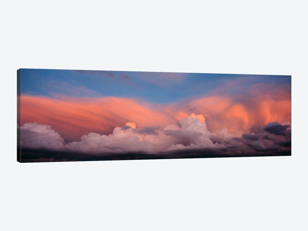 Sunset UT USA by Panoramic Images 1-piece Canvas Artwork