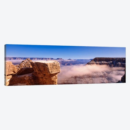 View From Yavapai Point, South Rim, Grand Canyon National Park, Arizona, USA Canvas Print #PIM595} by Panoramic Images Art Print
