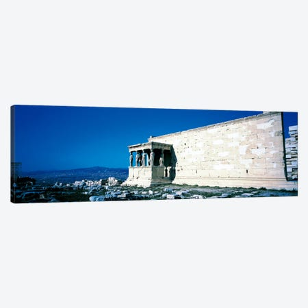 Parthenon Complex Athens Greece Canvas Print #PIM59} by Panoramic Images Canvas Print