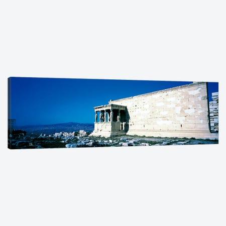Parthenon Complex Athens Greece Canvas Print #PIM59} by Panoramic Images Canvas Print